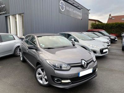 occasion Renault Mégane III (3) 1.5 DCI 110 ENERGY LIMITED ECO2 -2015-60600km-GPS-attelage