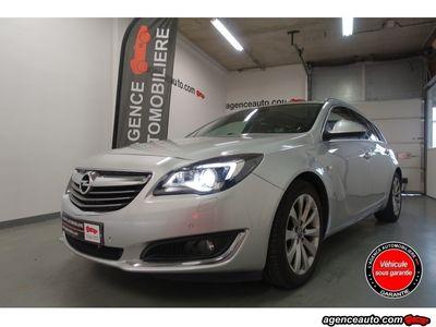 occasion Opel Insignia (2) SPORTS TOURER 1.6 CDTI 136 ECOFLEX ELITE