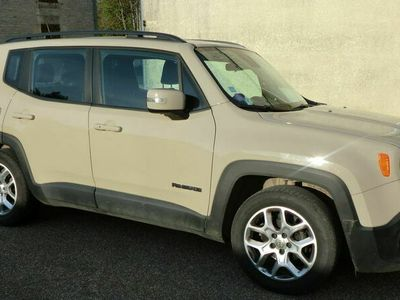 occasion Jeep Renegade 1.4 I MultiAir S&S 140 ch BVR6 Longitude