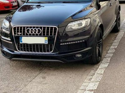 occasion Audi A7 Q7 4.2 V8 TDI 340 DPF Quattro S Line Tiptronicpl