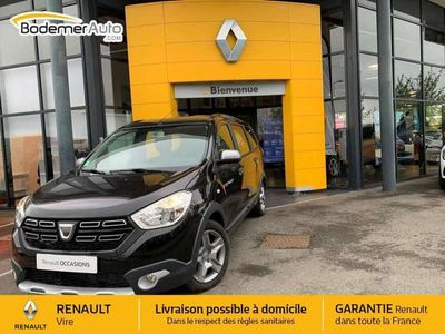 occasion Dacia Lodgy 1.5 Blue dCi 115ch Stepway 7 places