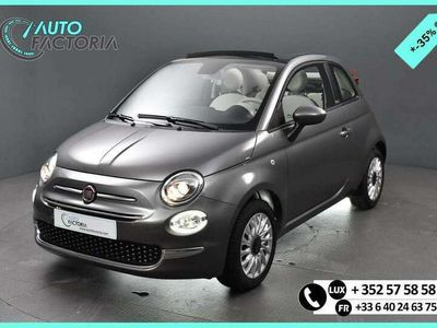 occasion Fiat 500C 1.0L 70CV BVM6 LOUNGE GPS