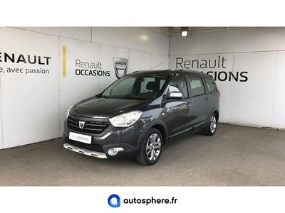 occasion Dacia Lodgy 1.5 dCi 110 Euro6 Stepway 7 places
