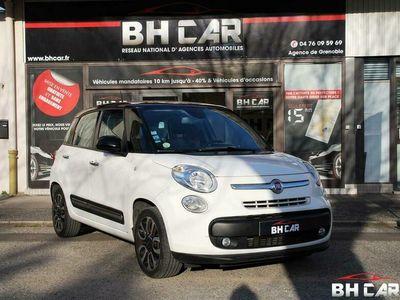 occasion Fiat 500L 2014 - Blanc Verni - 1.6 Multijet 105 cv Lounge