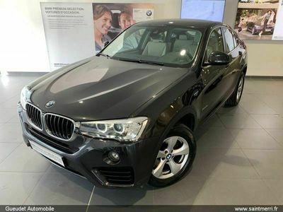 occasion BMW X4 X4 (F26)XDRIVE20D 190 LOUNGE PLUS BVA8