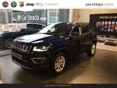 occasion Jeep Compass 1.3 GSE T4 190ch Limited 4xe PHEV AT6 - VIVA2609325
