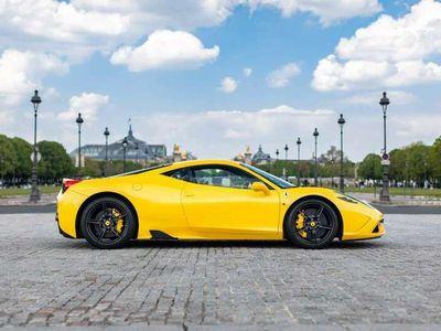 occasion Ferrari 458 Speciale