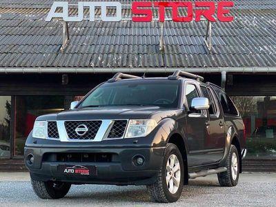 occasion Nissan Navara 2.5DCI 4x4 BOITE AUTO SG CUIR ELEC NAVI TOIT OUVR
