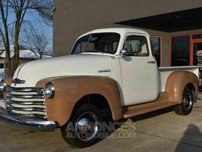 occasion Chevrolet Pick-Up 31005 window 1952 prix tout compris