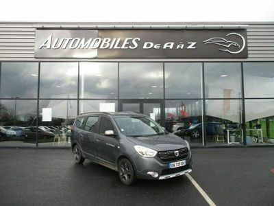 occasion Dacia Lodgy 1.2 TCE 115CH STEPWAY 7 PLACES