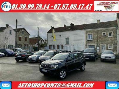 occasion Dacia Duster 1.5 DCI 110CH ESSENTIEL 4X2