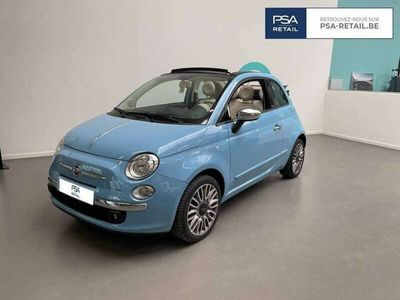 occasion Fiat 500C 0.9 Turbo TwinAir 77kW Lounge