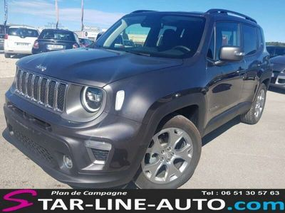 occasion Jeep Renegade 1.6 MultiJet 130 Limited FULL LED 20