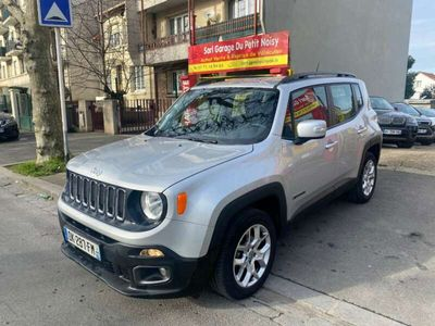 occasion Jeep Renegade 1.6 MULTIJET S&S 120CH LONGITUDE BUSINESS