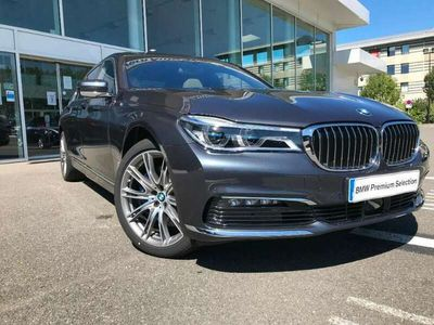 occasion BMW 730 Serie 7 LdA xDrive 265ch Exclusive