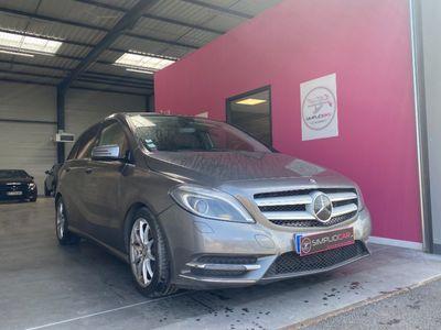 occasion Mercedes 200 CLASSE B BUSINESSCDI BlueEFFICIENCY
