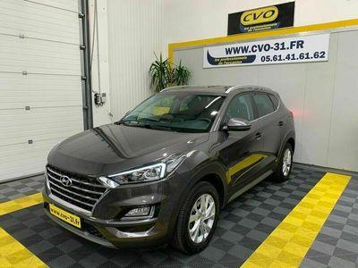 occasion Hyundai Tucson 1.6Crdi Creative 1er Main Full Options et Garantie 01-05-2024 Constructeur
