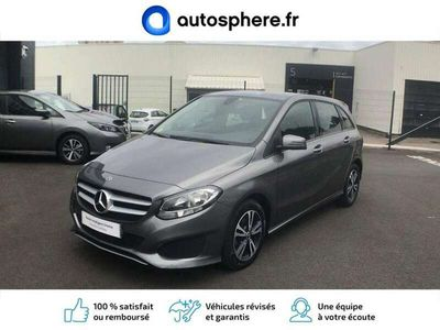 occasion Mercedes B180 CLASSEd 109ch Intuition 7G-DCT