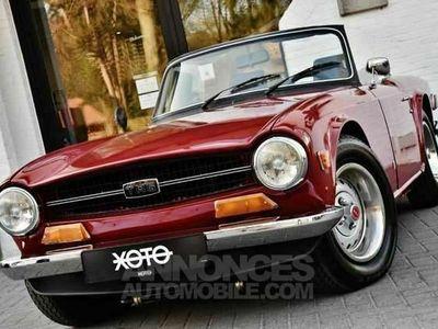 occasion Triumph TR6 2.5 ROADSTER