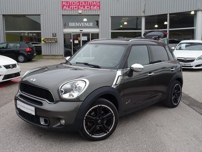 occasion Mini Cooper SD Countryman 143ch Pack Red Hot Chili All4