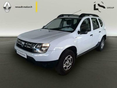 occasion Dacia Duster DUSTER 2017 - Blanc -dCi 90 4x2 Silver Line