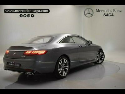occasion Mercedes S560 4MATIC Coupé Executive FL