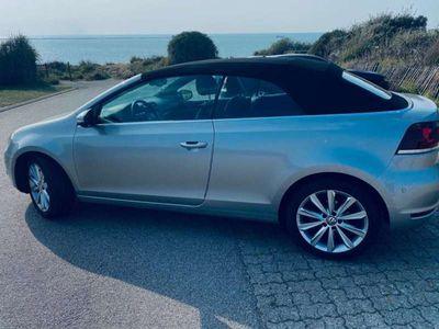 occasion VW Golf Cabriolet 2.0 TDI 140 FAP BlueMotion Technology Carat Editi