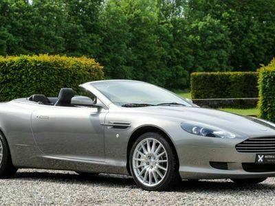 occasion Aston Martin DB9 VOLANTE boite mecanique
