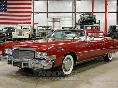 occasion Cadillac Eldorado 500ci v8 8.2l 3 speed prix tout compris