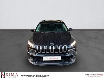 occasion Jeep Cherokee 2.0 Multijet 170ch Longitude Business Active Drive I Bva S/s