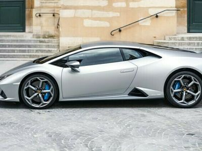 occasion Lamborghini Huracán Evo *Blue details*