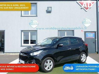 occasion Hyundai ix35 2.0 CRDI 136CH 4WD PACK PREMIUM LIMITED