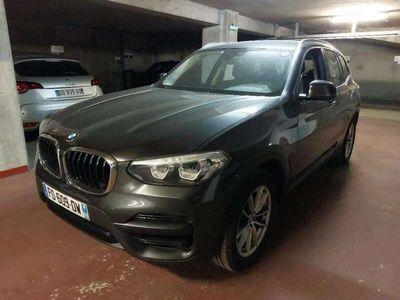 occasion BMW X3 xDrive20dA 190ch Business Design Euro6c