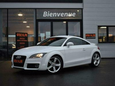 occasion Audi TT II (2) COUPE 1.8 TFSI 160 AMBITION LUXE