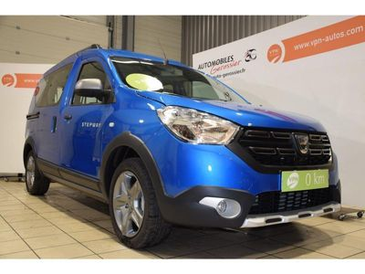 occasion Dacia Dokker 1.5 Blue dCi - 95 - 2020 COMBI Stepway PHASE 2