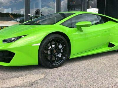 occasion Lamborghini Huracán lp-580 entretien full