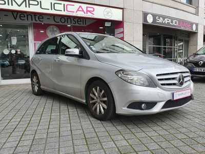 occasion Mercedes 180 CLASSE B BUSINESSCDI BlueEFFICIENCY