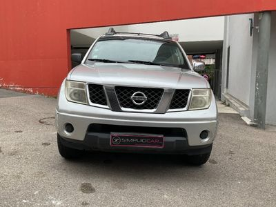 occasion Nissan Navara 2.5 dCi 174 ch Double Cab Sport