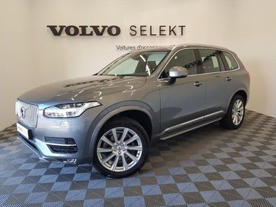 occasion Volvo XC90 D4 190ch Inscription Geartronic 7 places