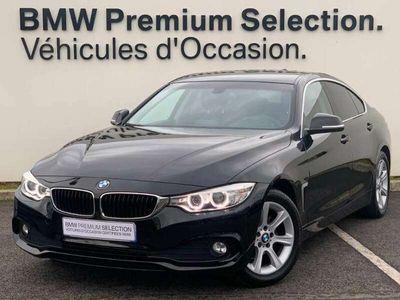 occasion BMW 418 Gran Coupé Serie 4 d 150ch Lounge Euro6c