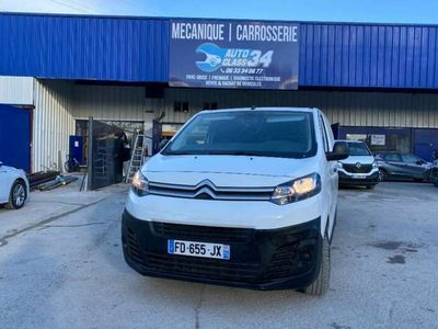 occasion Citroën Jumpy FOURGON TOLE XL BLUEHDI 120 SS BVM6