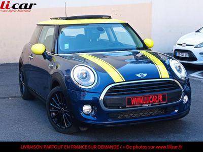 occasion Mini ONE F55102 ch Finition Chili