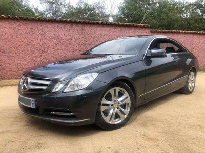 occasion Mercedes E220 Classe Coupé CDI BlueEfficiency