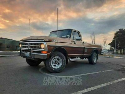 occasion Ford F250 F250Highboy v8 429 1971 prix tout compris