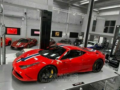 occasion Ferrari 458 Italia SPECIALE - CARBONE LED