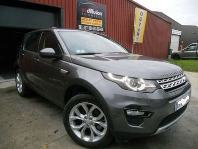 occasion Land Rover Discovery Sport Mark II TD4 150ch HSE 7 PLACES TOIT PANO OPTIONS