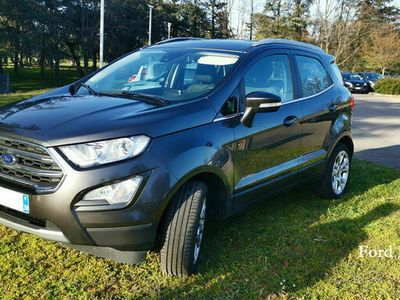 occasion Ford Ecosport 1.5 EcoBlue 95ch S&S BVM6 ST-Line