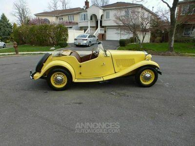 occasion MG TD 1952