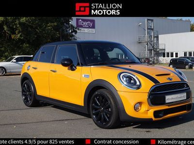 occasion Mini Cooper 192CH 5P LED JA17