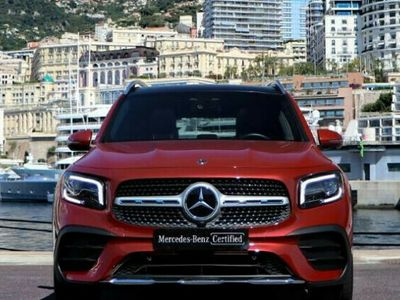 occasion Mercedes GLB220 190ch AMG Line 4Matic 8G DCT